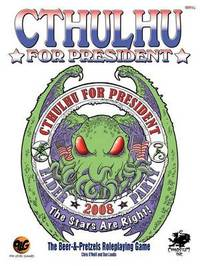 Cthulhu for President by C. O'Neill