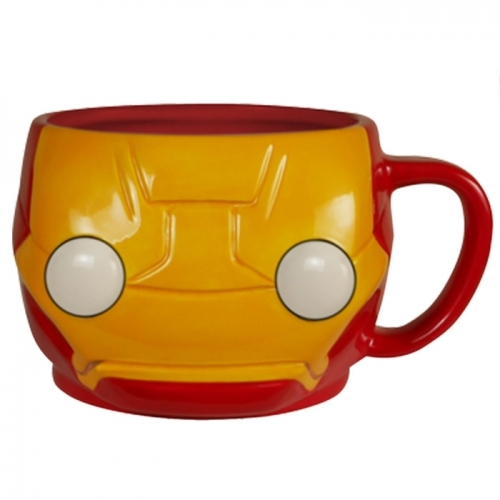 Marvel - Iron Man Pop! Home Mug (350ml)