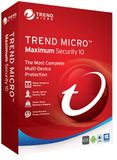 Trend Micro: Maximum Security 10 - 6 Users 1 Year Multi-Device