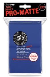 Ultra Pro: Pro-Matte Deck Protectors - Standard Blue (100ct)