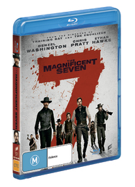 The Magnificent Seven on Blu-ray image