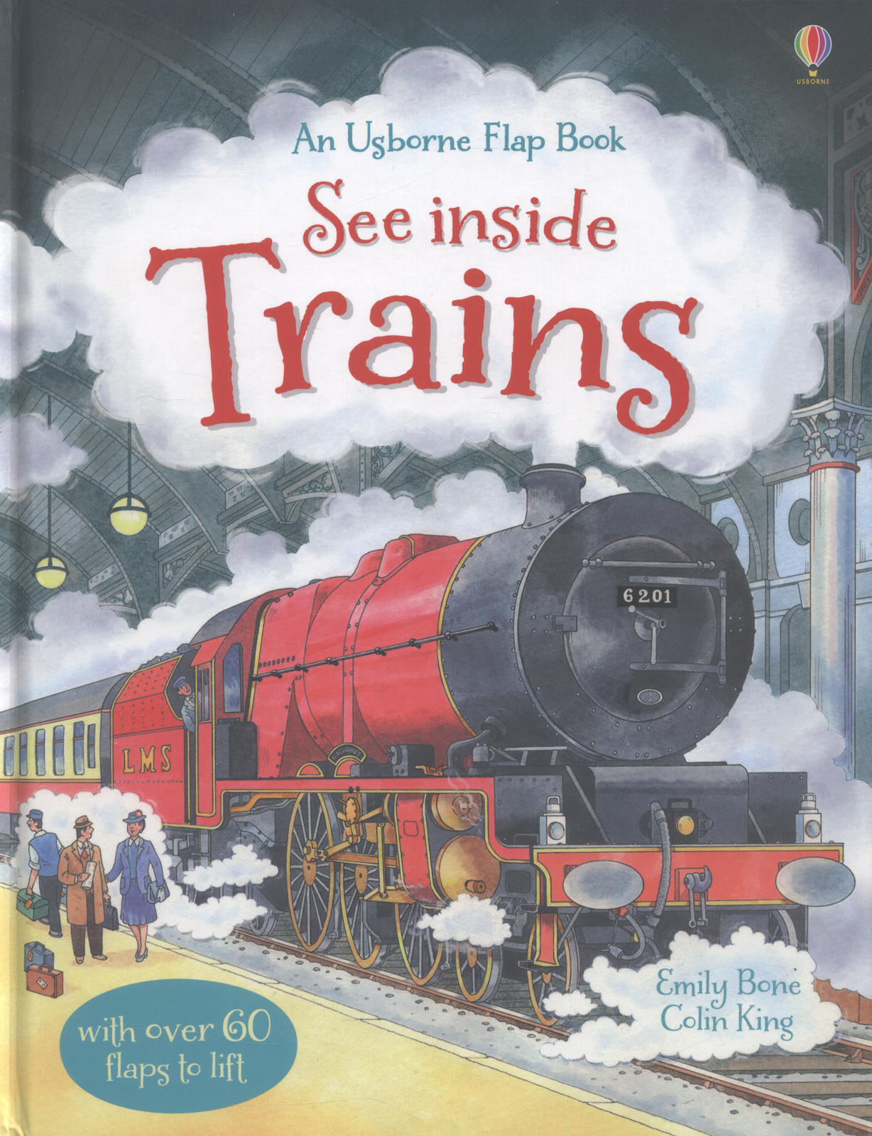 See Inside Trains by Emily Bone image
