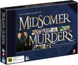 Midsomer Murders: Season 5 - 8 Collection (Limited Edition) on DVD
