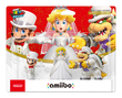 Nintendo Amiibo Mario Odyssey Triple Pack - Super Mario Odyssey Collection for