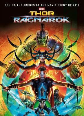 Thor: Ragnarok the Official Movie Special Book by Titan Magazines image
