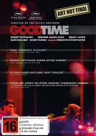 Good Time on DVD