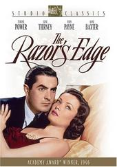 The Razor's Edge on DVD