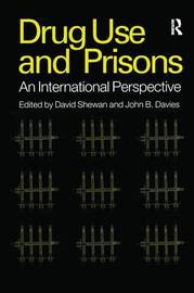 Drug Use in Prisons by Shewan image
