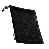Moki DrawString bag 25x25cm - Black