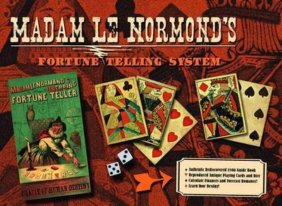 Madam Le Normand's Fortune Telling System by Madam Le Normand image