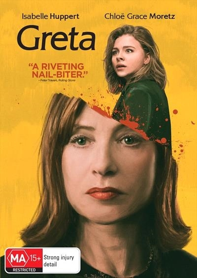 Greta on DVD