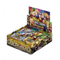 Dragon Ball Super TCG: Series 7 Booster Box- Assault of the Saiyans image
