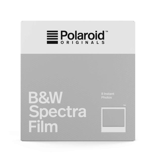 Polaroid: B&W Film for Image/Spectra