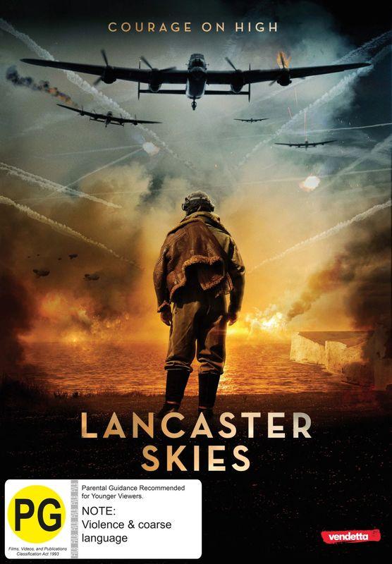 Lancaster Skies on DVD