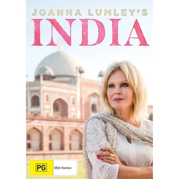Joanna Lumley's - India on DVD