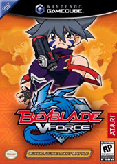 Beyblade Super Battle Tournament for GameCube
