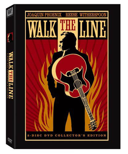 Walk The Line - Collector's Edition (2 Disc Set) on DVD image