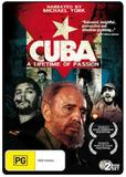 Cuba: A Lifetime of Passion (2 Disc Set) DVD