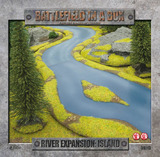 Battlefield in a Box- River Expansion: Island