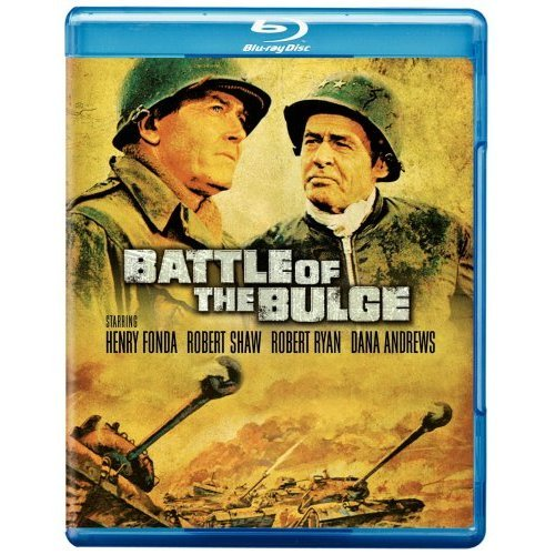 Battle Of The Bulge on Blu-ray