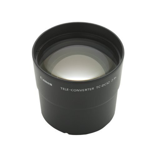 CANON TCDC52 Tele Converter for A30 A40 A60 & A70  Digital Still Cameras