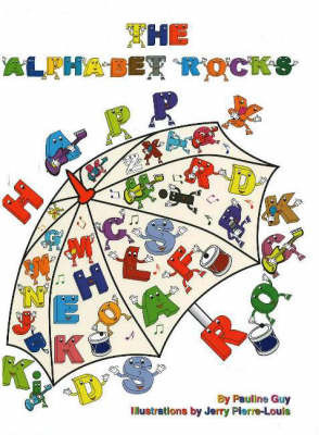Alphabet Rocks by Pauline Guy