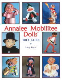 Annalee's Mobilitee Dolls Price Guide by Larry Koon image