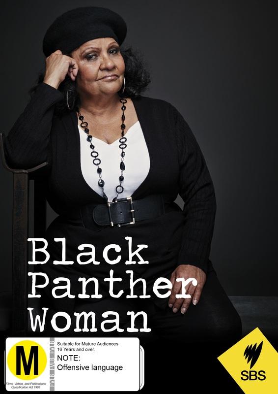 Black Panther Woman on DVD