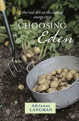 Choosing Eden by Adrienne Langman image