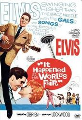 Elvis: It Happened At The World's Fair on DVD