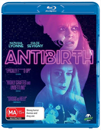 Antibirth on Blu-ray