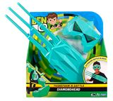Ben 10: Roleplay Bundle - Diamondhead Gauntlet & Mask