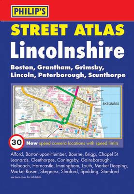 Philip's Street Atlas Lincolnshire image