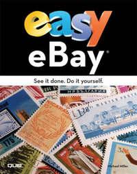 Easy eBay by Michael Miller image