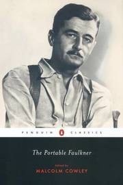 The Portable Faulkner by Malcolm Cowley image