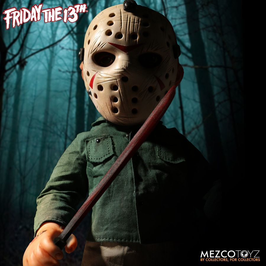 "Friday the 13th: Jason - 15"" Mega Scale Figure image"