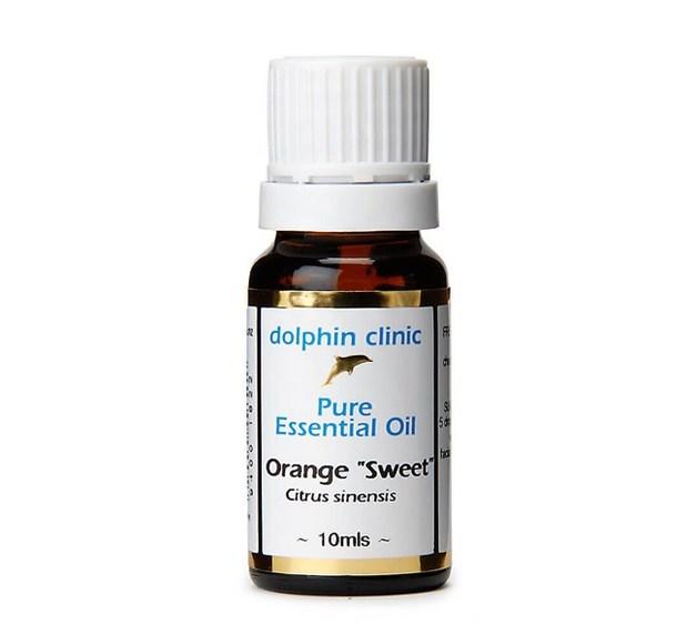 Dolphin Clinic Essential Oils - Orange (10ml)
