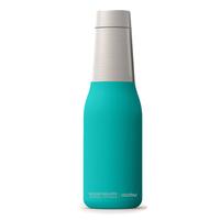 Asobu Oasis Water Bottle - Turquoise (600ml)