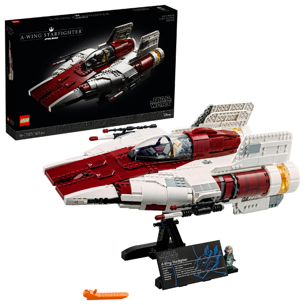 LEGO: Star Wars - A-wing Starfighter (75275)