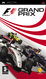 F1 Grand Prix for PSP image