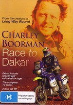 Race To Dakar (Charley Boorman) on DVD
