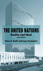 The United Nations by Peter R. Baehr image