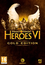 Might and Magic Heroes VI Gold Edition for PC Games
