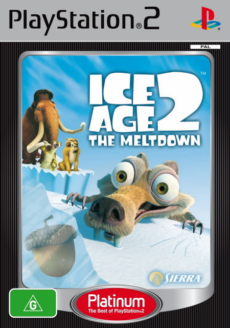 Ice Age 2: The Meltdown for PS2
