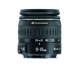 Canon EF 28-105 USM Lens for Canon SLR Cameras