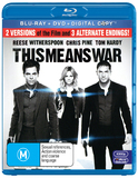 This Means War on Blu-ray