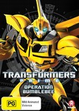 Transformers - Prime - Operation Bumblebee on DVD