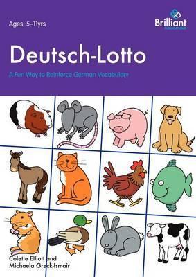 Deutsch-Lotto by Colette Elliott image