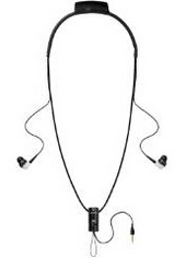 Sony Headphones MDRNC32NXB Noise Cancelling  Headphones with neck strap design for comfort