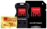 64GB Strontium NITRO Plus Micro SD (3 in 1)